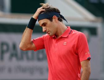 Nach Sieg gegen Koepfer: Federer zieht bei den French Open zurück