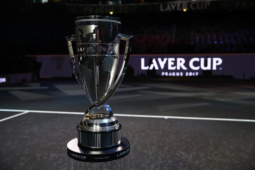 Laver Cup - Pokal