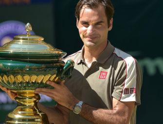 United Charity: Finaltickets für ATP-Turnier in Halle ersteigern
