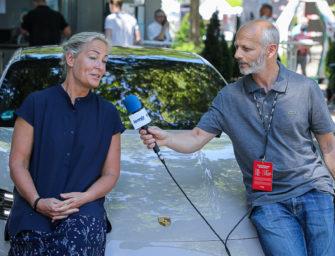 """Barbara Rittner im Video-Interview: """"Die Menschen sind dankbar für das Live-Erlebnis"""""""