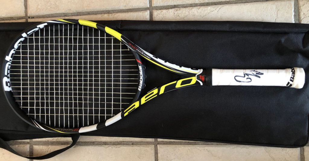 Nadal-Schläger