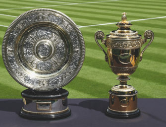 Trophäenjagd: Die Pokale der Tennis-Tour