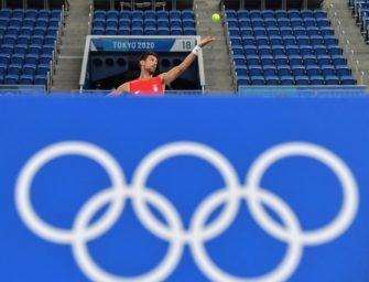 """Djokovic huldigt Graf: """"Allergrößter Respekt und Bewunderung"""""""