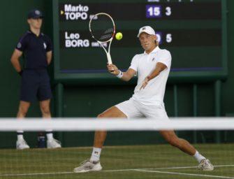 Nach 40 Jahren wieder ein Borg-Sieg in Wimbledon