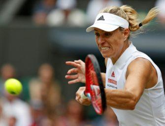 Kerber verpasst drittes Wimbledon-Finale