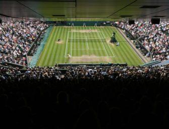Zwei Erstrundenmatches in Wimbledon unter Manipulationsverdacht