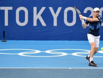 Zweimaliger Olympiasieger Murray verzichtet auf Einzel in Tokio