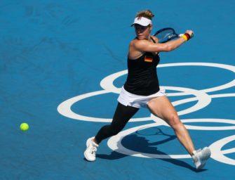 Tennis: Siegemund und Krawietz starten im Mixed