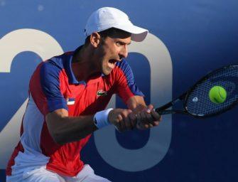 Nach Niederlage gegen Zverev: Djokovic verliert auch Bronze gegen Carreno Busta