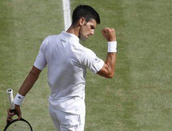 Start in Tokio: Djokovic geht auf den Golden Slam
