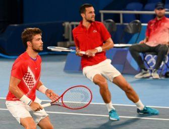 Tennis: Kroaten Mektic/Pavic holen Gold im Doppel