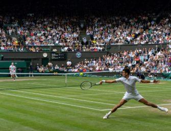 Wimbledon: Djokovic im Finale gegen Berrettini