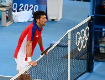 Nach Niederlage gegen Zverev: Djokovic verliert Bronze und tritt im Mixed nicht an