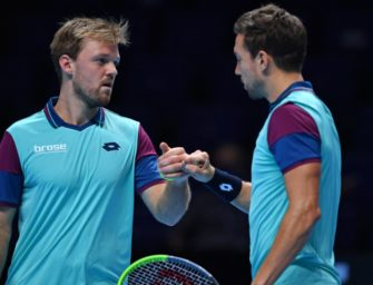 Tennis am Rothenbaum: Krawietz unterliegt im Doppelfinale Olympia-Partner Pütz