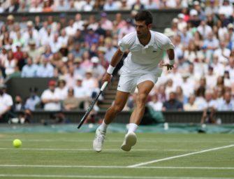 20. Grand-Slam-Titel: Djokovic schließt mit Wimbledonsieg zu Federer und Nadal auf