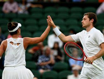 Wimbledon: Skupski/Krawczyk holen Mixed-Titel