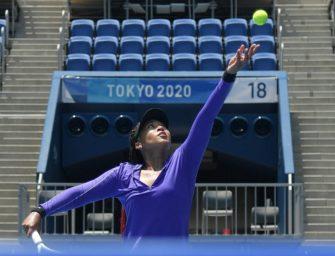 Osaka-Match aus dem Plan für Samstag gestrichen – Barthel rückt auf den Center Court