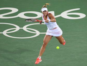 Kerber sagt Olympia-Teilnahme ab