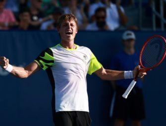 ATP-Tour: Iwaschka gewinnt in Winston-Salem