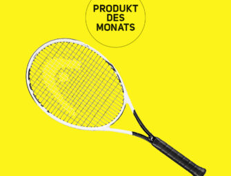 Produkt des Monats presented by Tennis-Point: Head Speed Pro