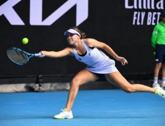 Corona-Infektion: Auch Kenin verpasst US Open