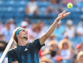 Sportwetten: Zverev bei den US Open im engsten Favoritenkreis