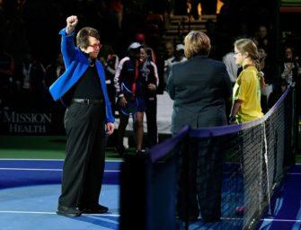 Tennis: Finalrunde des Billie Jean King Cup im November in Prag