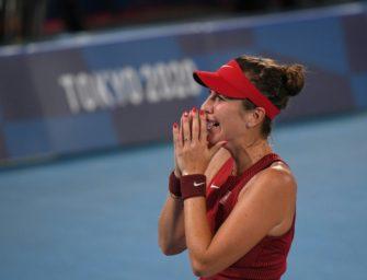 Gesichter Olympias: Belinda Bencic (Tennis) – Kein Federer, trotzdem Gold für die Schweiz