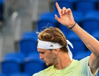 Tennisprofi Zverev gewinnt Olympia-Gold