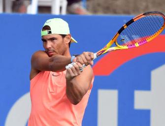 Washington: Debüt für Rafael Nadal