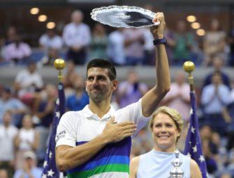 Djokovic berührt von großer Unterstützung: Werde ich nie vergessen