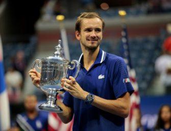 US-Open-Sieger Medvedev und Tsitsipas für ATP-Finale qualifiziert
