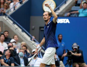 Medvedev gewinnt US Open – Djokovic verpasst historischen Titel
