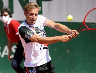 Gojowczyk weiter in Topform: Viertelfinale in Metz
