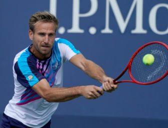 US Open: Gojowczyk erstmals im Achtelfinale eines Grand-Slam-Turniers