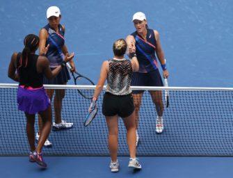 US Open: Gauff/McNally verpassen den nächsten Teenager-Triumph
