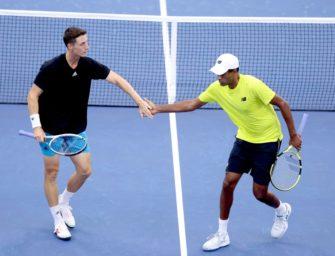 US Open: Ram und Salisbury gewinnen Doppelwettbewerb