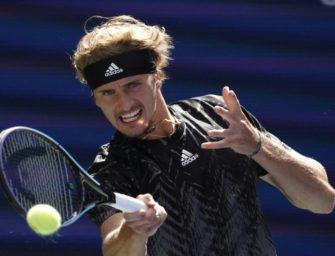 Sportwetten: Zverev im Halbfinale gegen Djokovic Außenseiter