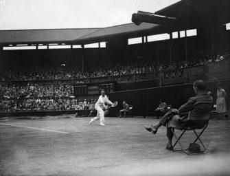US Open 1933: Jack Crawfords große Chance auf den ersten Grand Slam