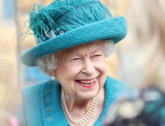 Die Queen gratuliert Raducanu zum Erfolg bei den US Open