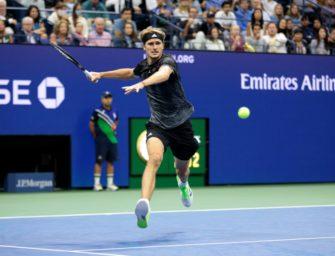 Zverev verpasst Finale der US Open