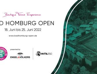 Ticketvorverkauf in Bad Homburg gestartet
