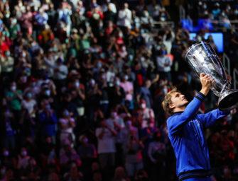 """Laver Cup: Zverev führt """"Team Europe"""" zum  4. Triumph"""