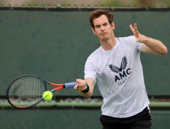 Happy End für Murray: Ehering wieder da