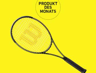 Produkt des Monats presented by Tennis-Point: Wilson Blade V8 16×19