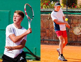 Deutsches Finale bei den Tennis Europe Junior Masters