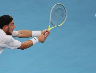 Indian Wells: Struff folgt Altmaier und Zverev in die zweite Runde