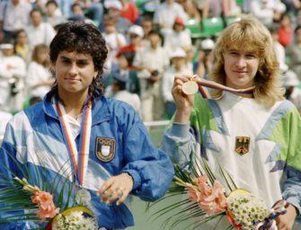 1. Oktober 1988: Steffi Graf macht den Golden Slam perfekt