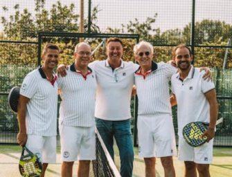 """Mallorca Country Club: Fürst Albert von Monaco eröffnet das """"Wimbledon des Südens"""""""